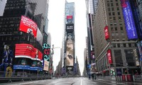 Londres, New York, Berlin… La planète célèbre un Nouvel An sous le signe du coronavirus