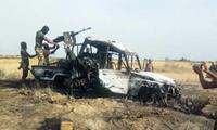 Deux soldats français ont été tués au Mali dans l'explosion de leur véhicule