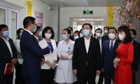 Célébrations de la Journée des médecins du Vietnam
