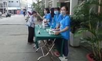 Les jeunes luttent contre la pandémie de Covid-19