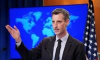 Nucléaire: Washington espère que Téhéran va désormais accepter de «dialoguer»