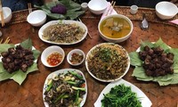 Quand les Thai mangent du buffle...