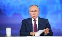 Poutine approuve la stratégie de sécurité nationale de la Russie