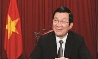 Phát biểu của Chủ tịch nước tại Ban Thư ký ASEAN