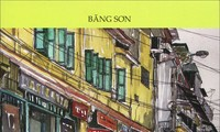 """Ra mắt """"Hà Nội rong ruổi quẩn quanh"""" của cố nhà văn Băng Sơn"""