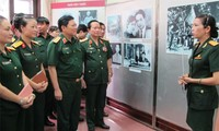 """Khai mạc triển lãm """"Võ Nguyên Giáp - Đại tướng Tổng Tư lệnh"""""""