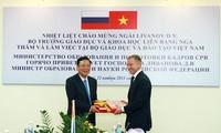 Việt – Nga hợp tác hiệu quả hơn trong lĩnh vực giáo dục và đào tạo