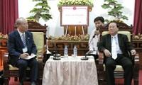 Các doanh nghiệp Nhật Bản tìm hiểu cơ hội đầu tư tại Bình Dương