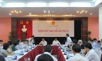 Ủy ban Kinh tế- Quốc hội cho ý kiến về xây dựng Luật Doanh nghiệp sửa đổi