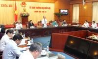 Ủy ban Thường vụ Quốc hội cho ý kiến về dự án Luật tổ chức Chính phủ (sửa đổi)