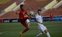 U23 Việt Nam  giành quyền dự Vòng chung kết giải bóng đá U23 Châu Á
