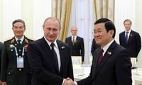 Tăng cường hơn nữa quan hệ Đối tác chiến lược toàn diện Việt Nam – Liên bang Nga