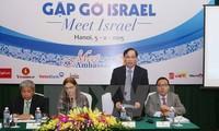 Thúc đẩy hợp tác giữa Việt Nam và Israel