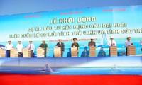 Khởi động dự án đầu tư xây dựng cầu Đại Ngãi nối tỉnh Trà Vinh và Sóc Trăng