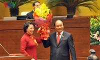 Ông Nguyễn Xuân Phúc được bầu làm Thủ tướng Chính phủ