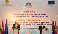 Hiệp định FTA Việt Nam - EU, cơ hội tốt cho xuất khẩu hàng hóa Việt Nam