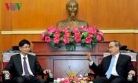 Thúc đẩy giao lưu, hợp tác giữa các tỉnh biên giới Việt Nam - Trung Quốc