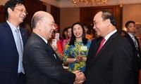 Hoạt động của Thủ tướng Nguyễn Xuân Phúc tại Hồng Kong, Trung Quốc