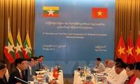 Thêm dấu mốc trong quan hệ Việt Nam - Myanmar
