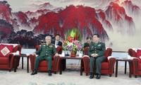 Thúc đẩy hợp tác quốc phòng Việt – Trung ngày càng thực chất, hiệu quả