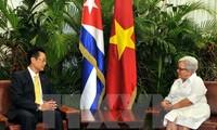 Quan hệ Việt Nam - Cuba sẽ vững tiến trên bề dày truyền thống