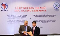 Hợp tác trao đổi thông tin khoa học giữa Việt Nam và Maroc