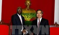 WB tăng cường hợp tác, hỗ trợ Việt Nam phát triển kinh tế-xã hội