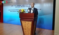 Diễn đàn Thương hiệu Việt Nam 2017