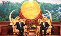 Công an Việt Nam và Lào tăng cường hợp tác, đấu tranh phòng, chống tội phạm