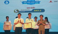 Trao danh hiệu Thủ lĩnh sinh viên năm 2018