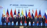 Thủ tướng Nguyễn Xuân Phúc tham dự các Hội nghị Cấp cao ASEAN - Nhật Bản, ASEAN - Nga