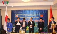 32 đội bóng sẽ tham gia Giải bóng đá Việt Nam tại Kanto, Nhật Bản