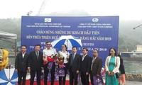 Tỉnh Thừa Thiên - Huế đón các du khách quốc tế đầu tiên bằng đường biển