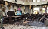 Lãnh đạo Việt Nam gửi điện thăm hỏi vụ đánh bom khủng bố kép ở Philippines