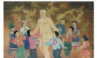 Chủ tịch Hồ Chí Minh trong tình cảm của văn nghệ sỹ và nhân dân