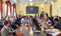 Tăng cường kết nối, giao lưu ngôn ngữ và văn hóa giữa hai nước Việt Nam-Nga