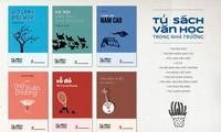 Ra mắt Tủ sách Văn học trong nhà trường