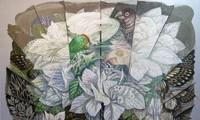Triển lãm tác phẩm mỹ thuật của các nghệ sĩ tiêu biểu Châu Á