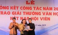 Lê Minh Khuê – nhà văn được tôn vinh thành tựu trọn đời