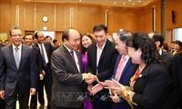 Thủ tướng gặp mặt bà con kiều bào tham dự Xuân quê hương 2020