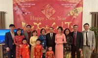 Đại sứ quán Việt Nam tại Hy Lạp tổ chức Tết cộng đồng mừng Xuân Canh Tý 2020
