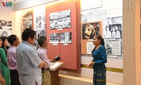 Khu lưu niệm Chủ tịch Hồ Chí Minh: Nơi gắn kết tình đoàn kết Việt-Lào