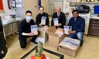 Bác sĩ Việt Nam đầu tiên tham gia hợp tác nghiên cứu thuốc điều trị Covid-19 tại Đức