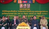 Campuchia kỷ niệm 43 năm ngày Thủ tướng Hun Sen sang Việt Nam tìm đường cứu nước