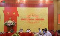 Tổng Bí thư, Chủ tịch nước dự hội nghị Đảng uỷ Công an Trung ương