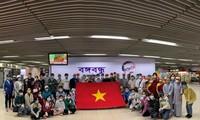 Đưa công dân Việt Nam từ Sri Lanka và Bangladesh về nước an toàn