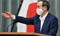 Nhật Bản phản đối bất cứ hành động nào làm gia tăng căng thẳng trên Biển Đông