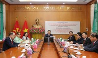 Trao đổi biện pháp thúc đẩy quan hệ Việt Nam - Cuba