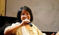 Nhà văn Lê Minh Hà: ... đóng một chiếc cọc vượt qua đầm lầy chữ nghĩa