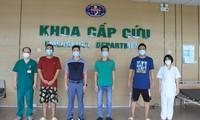 4 bệnh nhân COVID-19 được công bố khỏi bệnh